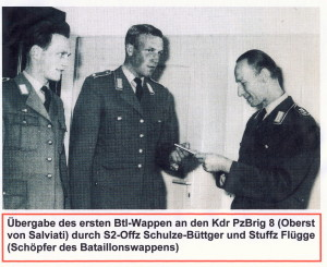 1960 1 Wappenübergabe