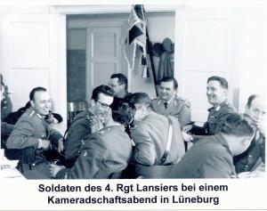1964 Kameradschaftsabend in LG