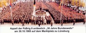 1985 30 Jahre Bindeswehr