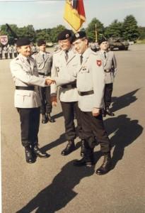 1991 Btl Übergabe