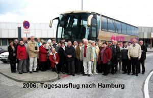 2006 1 Tagesausflug nach Hamburg