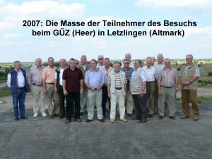 2007 1 GÜZ Letzlingen