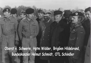 Bundeskanzler Schmidt