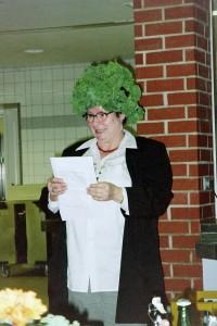 2000 Abschiedsrede Rosie I. vom Meisterweg
