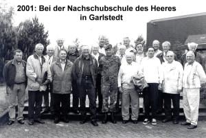2001 Nachschubschule des Heeres in Garlstedt