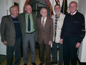 2005 H-O.Gewecke,B.Rothenberg, G.Hoheisel, Ch.Niemeyer, E.Friedrichs