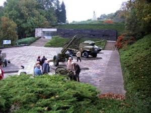 2006 Besuch der Gedenkstätte-Museum Seelower Höhen