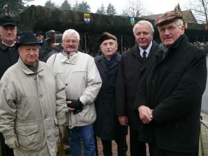 2007 Munster K.Cordes,  W.Kieling, J.Eschenbach, G.Hoheisel.E.Friedrichs, W.Zander am 17.11.