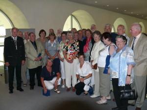 2008 Gruppenbild zum Abschluss
