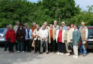 2008 Mühlenmuseum  Gruppenbild