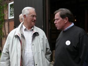 20110427-Bergen-023-Claus Cordes und Herr Witte