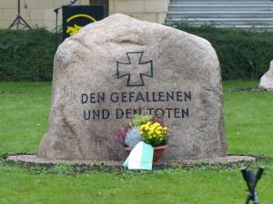 TV-PzBtl.82 - - Aufkl-Lehr-Btl.3 - Tag des Gedenkens
